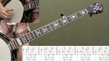Mastering The Foggy Mountain Roll Beginner Banjo