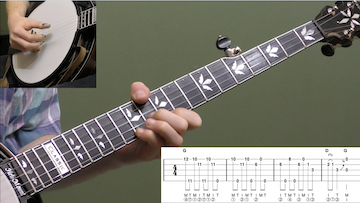 Melodic Blues Lick In G