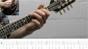 Minor Pentatonic Scales Beginner Mandolin Lesson