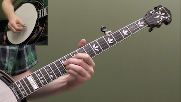 Moveable Chord Licks (Barre Shape)