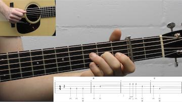 Nine Pound Hammer Beginner Guitar