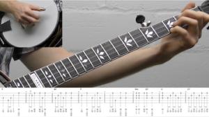 Precious Memories Intermediate Banjo Lesson