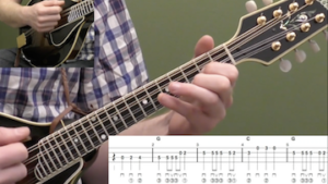 Redwing Beginner Mandolin Lesson