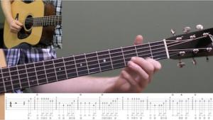 Saint Anne's Reel Beginner Guitar Lesson
