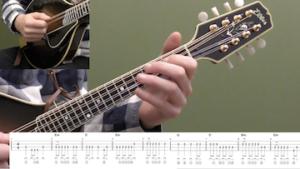 Shady Grove Intermediate Mandolin Lesson