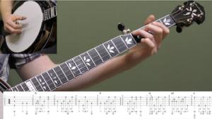 Sweet Sunny South Beginner Banjo Lesson