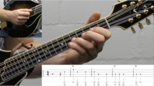 Swing Low Sweet Chariot Beginner Mandolin Lesson