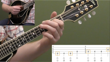 Three Finger Chords Beginner Mandolin