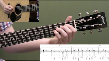 Wabash Cannonball Beginner Guitar