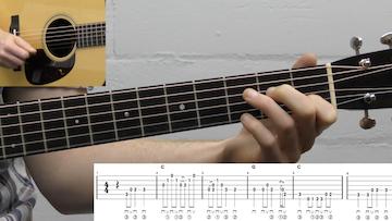 Wildwood Flower Intermediate Guitar