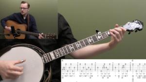Will The Circle Be Unbroken (Backup) Beginner Banjo Lesson