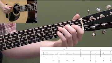Will The Circle Be Unbroken Beginner Guitar