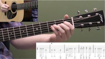 Worried Man Blues Beginner Guitar